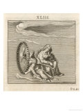 The Ring of Stars Known as the Milky Way Giclee Print by Gaius Julius Hyginus