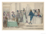 Republican Marriage During the French Revolution Giclee Print by Louis Morin