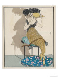 Casino Robe 1914 Giclee Print by S. Gose