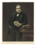 Thomas Henry Huxley, Scientist, Giclee Print