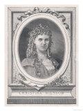Christina Nilsson, Swedish Opera Singer, Giclee Print