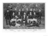 Aston Villa an Early Team Picture Giclee Print