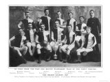 Bolton Wanderers F.C. Team Giclee Print