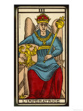 Tarot: 3 L'Imperatrice, The Empress Giclee Print