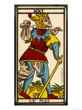 Tarot: Le Mat, The Fool Giclee Print