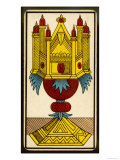 Tarot: The Ace of Cups Giclee Print