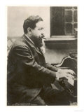 Isaac Albeniz Spanish Composer Giclee Print