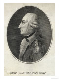 George Washington First President of the United States Giclee Print