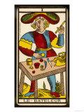 Tarot: 1 Le Bateleur, The Juggler Giclee Print