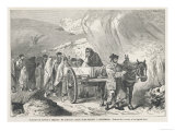 Peasant Funeral in Connemara Giclee Print