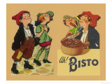 Bisto the Bisto Kids Giclee Print