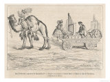 The Camel-Drawn Travelling Organ of Hans Hoffhaimer Organist to the Emperor Maximilian 1st Giclee Print