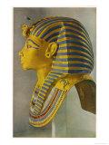 Tutankhamun Pharaoh Egyptian Ruler of the 18th Dynasty of Egypt 1361-52 Bc Giclee Print