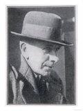 Alfred Lothar Wegener German Geophysicist and Meteorologist Giclee Print