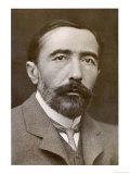 Joseph Conrad Polish-Born Writer Giclee Print