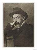 Jacinto Benavente y Martinez, Spanish Dramatist, Giclee Print
