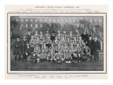 Newcastle United Reproduction procédé giclée