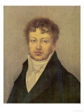 Andre Marie Ampere French Scientist Giclee Print
