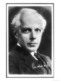 Bela Bartok Hungarian Composer Giclee Print