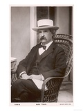 Mark Twain American Writer Born: Samuel Langhorne Clemens Giclee Print