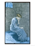 Suffragette in Jail, in Jail for the Thirty-Fourth Time Giclee Print