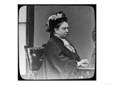 Queen Victoria Circa 1890 Giclee Print