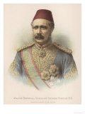 General Charles Gordon British Military Governor General of the Sudan Giclee Print