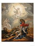 Jesus Resurrected Giclee Print