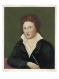 Percy Bysshe Shelley English Romantic Poet Giclee Print