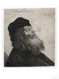 Empedocles, Greek Philosopher, Giclee Print