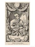 Amerigo Vespucci Italian Navigator Giclee Print