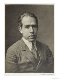 Niels Henrik David Bohr Danish Physicist Giclee Print