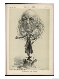 Horace Greeley American Statesman and Journalist Who Advised Young Men to Go West, Giclee Print