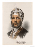 Dhuleep Singh Briefly the Sikh Maharaja of Lahore Giclée-Druck