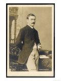Rudyard Kipling Photograph Taken in 1904 Giclee Print