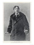 Oscar Wilde, Irish Writer and Playwright Giclee Print