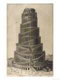 Tower of Babel Giclee Print