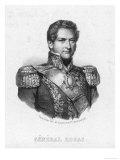 Juan Manuel de Rosas Argentinian Dictator (1793-1877), Giclee Print