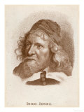 Inigo Jones, Giclee Print