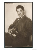 Fritz Kreisler Austrian-Born American Violinist and Composer Reproduction proc&#233;d&#233; gicl&#233;e