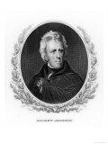 Andrew Jackson 7th American President Premium Giclee Print