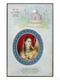 Mumtaz-I-Mahal Favourite Wife of Emperor Shah Jahan Giclee Print