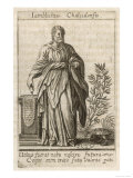 Iamblichus Syrian Neoplatonist Philosopher and Magician Giclee Print