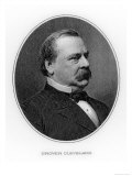 Grover Cleveland 22nd and 24th Us President Premium Giclee Print