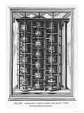 Babbage's Difference Engine Giclee Print