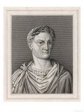 Emperor Constantinus I Known as the Great Giclee Print