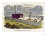 Ceremonial Objects: The Tabernacle Giclee Print