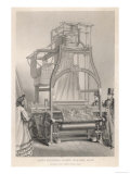 Smith Brothers' Patent Jacquard Loom Lmina gicle