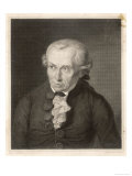 Immanuel Kant German Philosopher Giclee Print