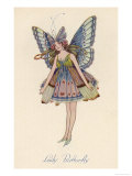 Butterfly Fairy Giclee Print